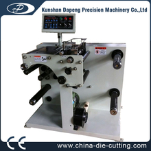 automatic 320mm label slitting rewinder machine